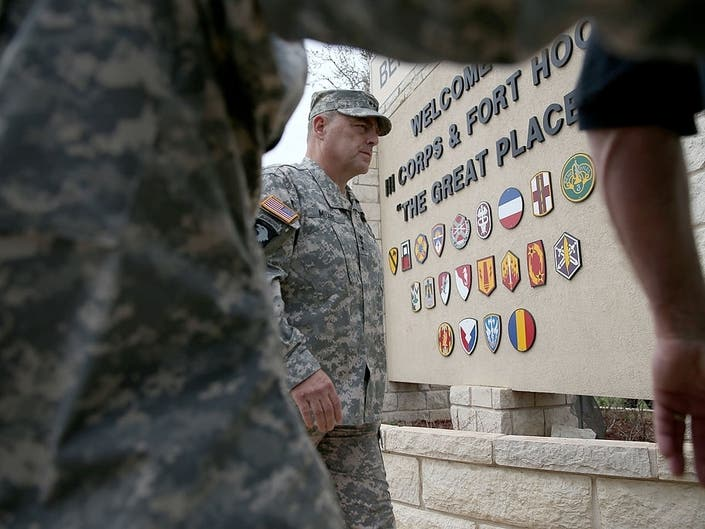 Texas Ranked Among Best States For Military Retirees