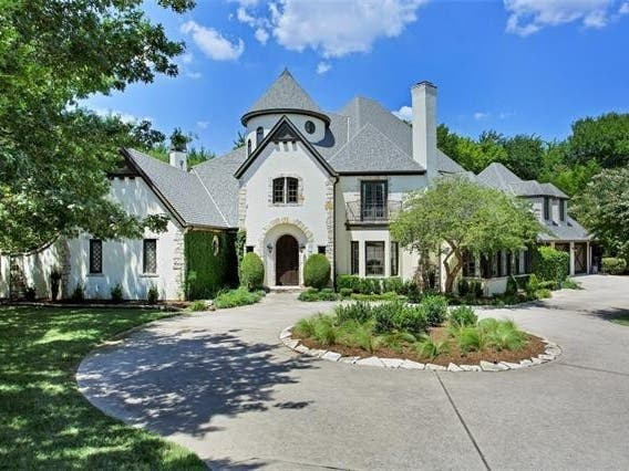 Mediterranean Mansion In Fairview Is Worth Your Time
