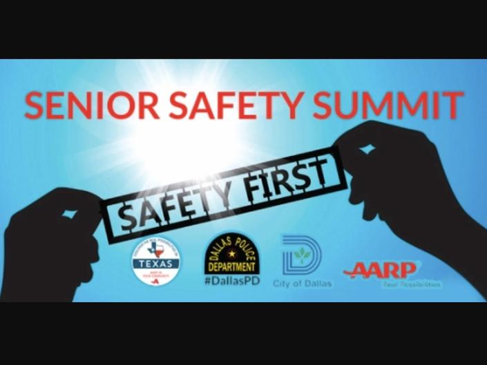 Senior Safety Summit Scheduled In Dallas