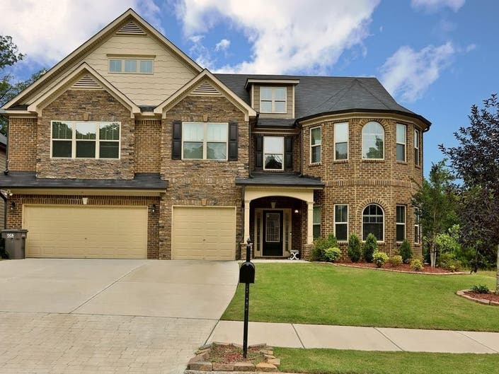 Traditional-Style Home A Must-See In Douglasville