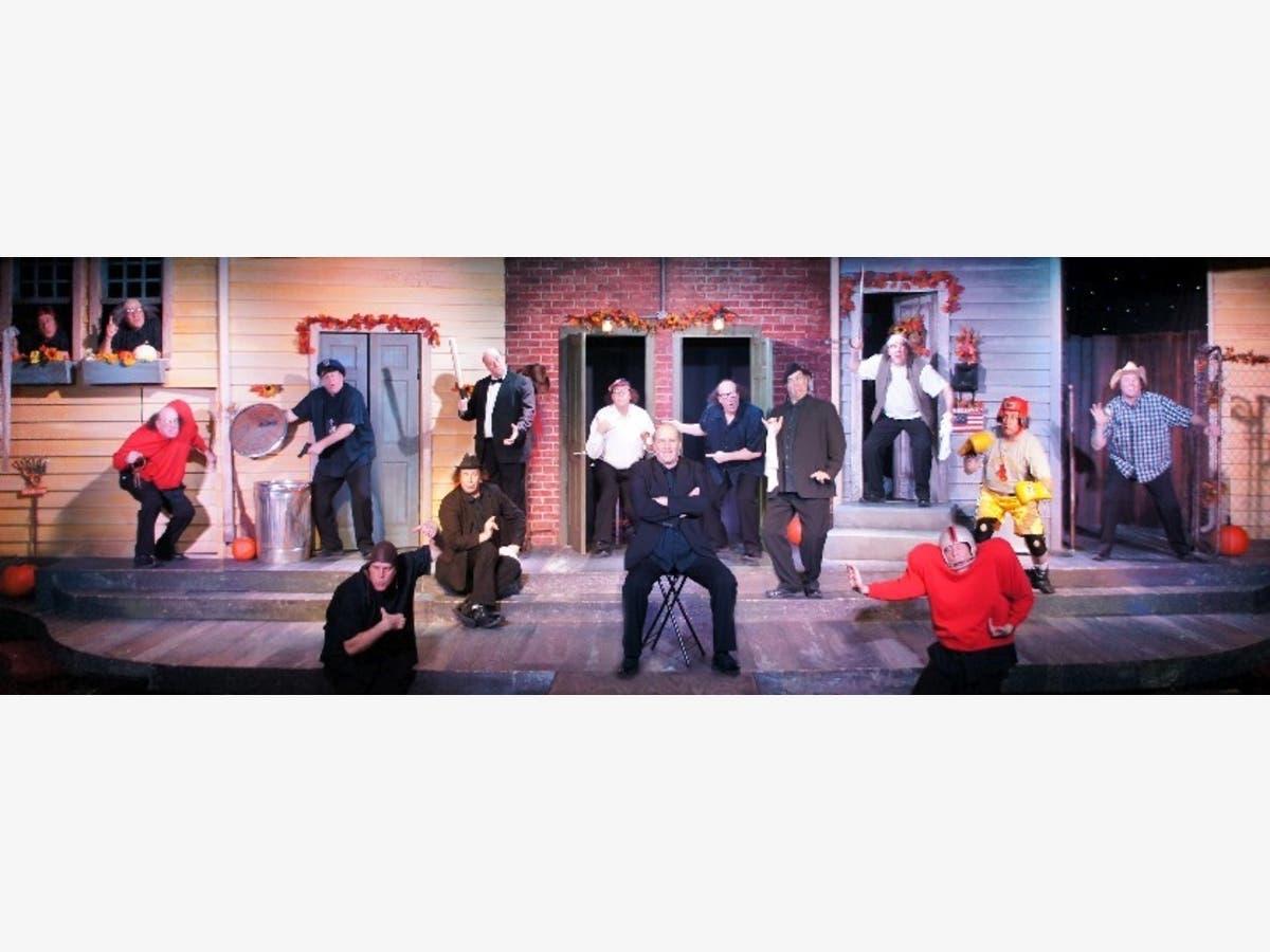 February Shows At Theatre Three In Port Jefferson   Port Jefferson