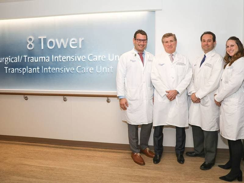 Northwell Opens New Surgical Transplant ICU On Long Island