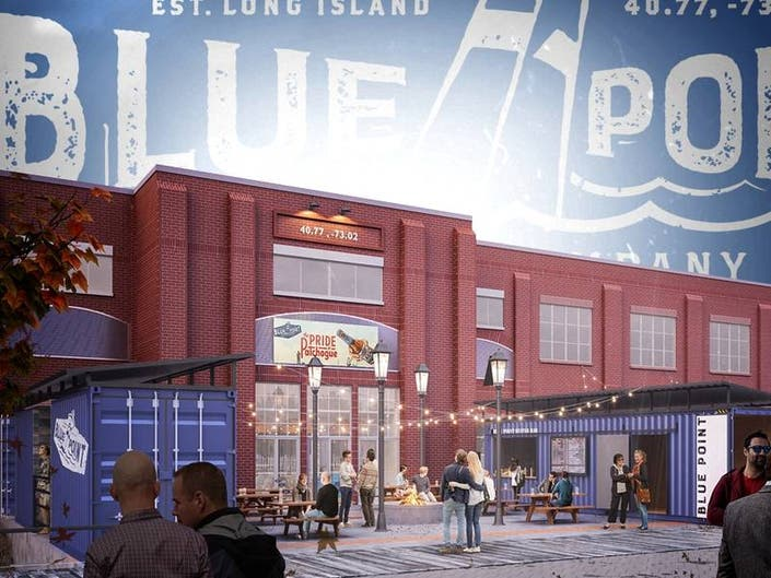 Blue Point Brewery To Open New Tasting Room, Restaurant Thursday