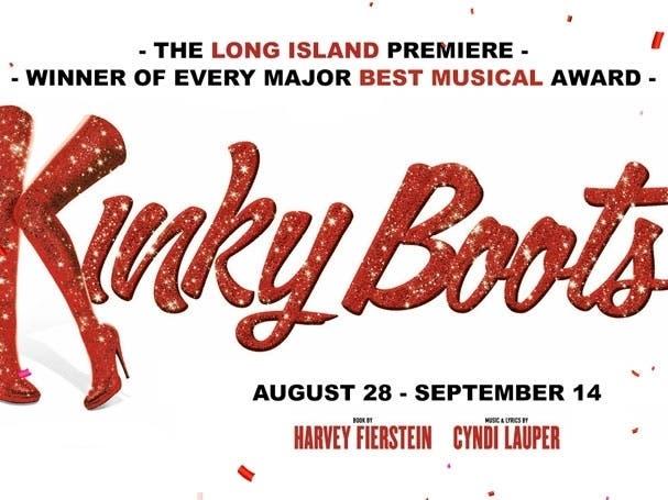 Kinky Boots Coming To Long Island