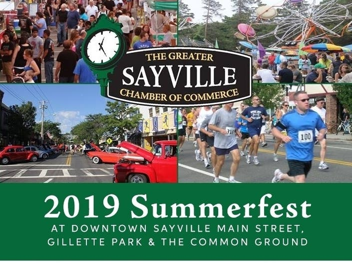 Sayville Summerfest 2019: What You Need To Know