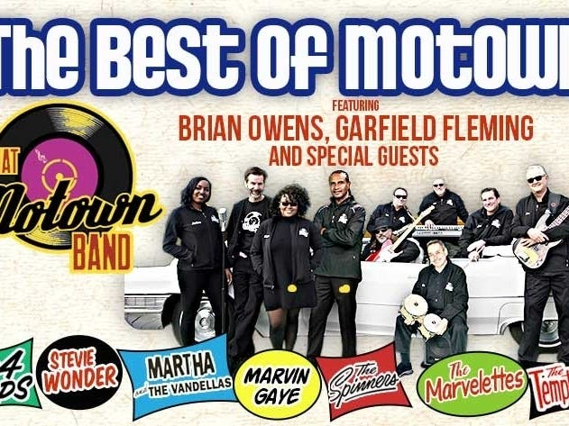 Tickets On Sale For Long Islands Best Of Motown Concert