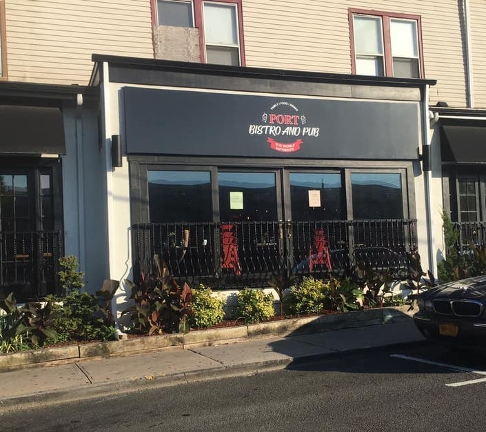 Port Bistro Opens On Main Street In Old Brewology Building