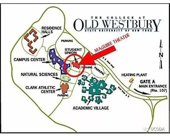 suny old westbury campus map Makex Robot Competition New York Us Open 10 13 Suny Old Westbury suny old westbury campus map