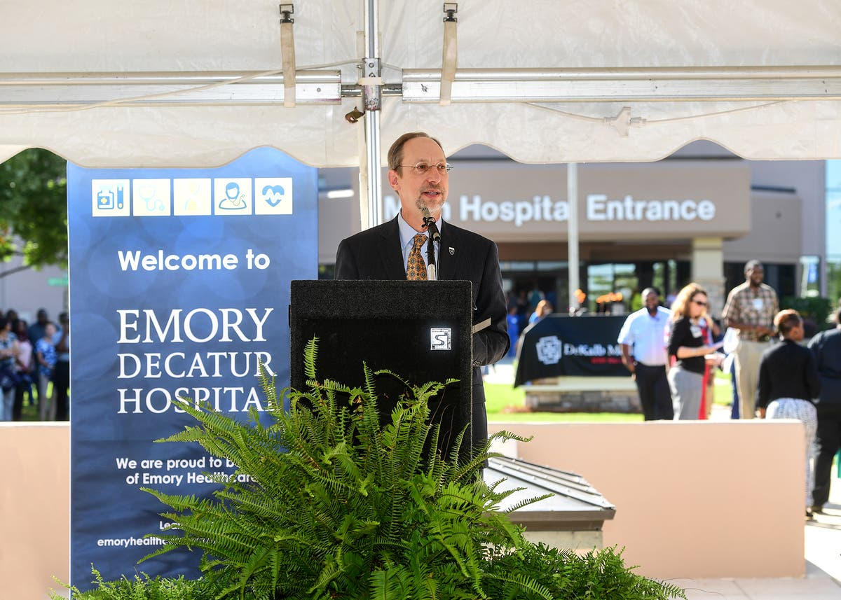 On Friday, September 14, partnership celebrations for employees, local  leaders and government officials were held at each of the three DeKalb  Medical ...