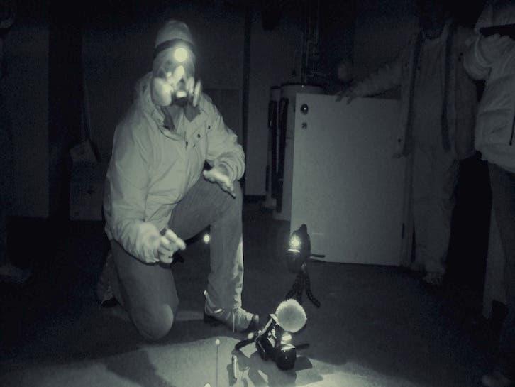 Local Paranormal TV Show Investigates Underground Sites in York