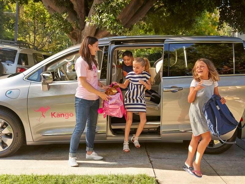 The Best Flexible Job for Bay Area Parents