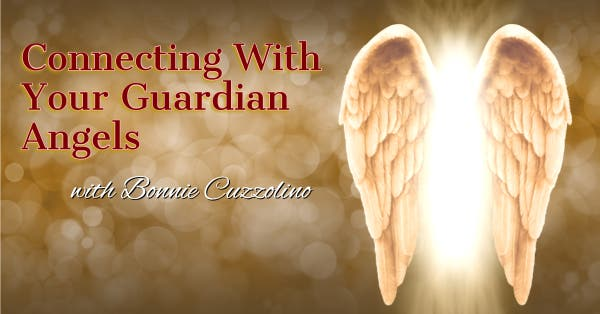 Connecting with Your Guardian Angels Class with Bonnie Cuzzolino