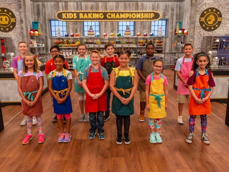 Annapolis Teen Competes On Food Network Baking Show