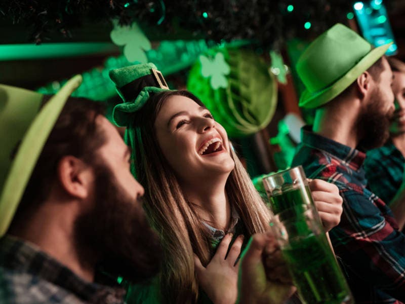 MD Weekend Events: St. Paddys, Kelly Clarkson, Murder Mystery