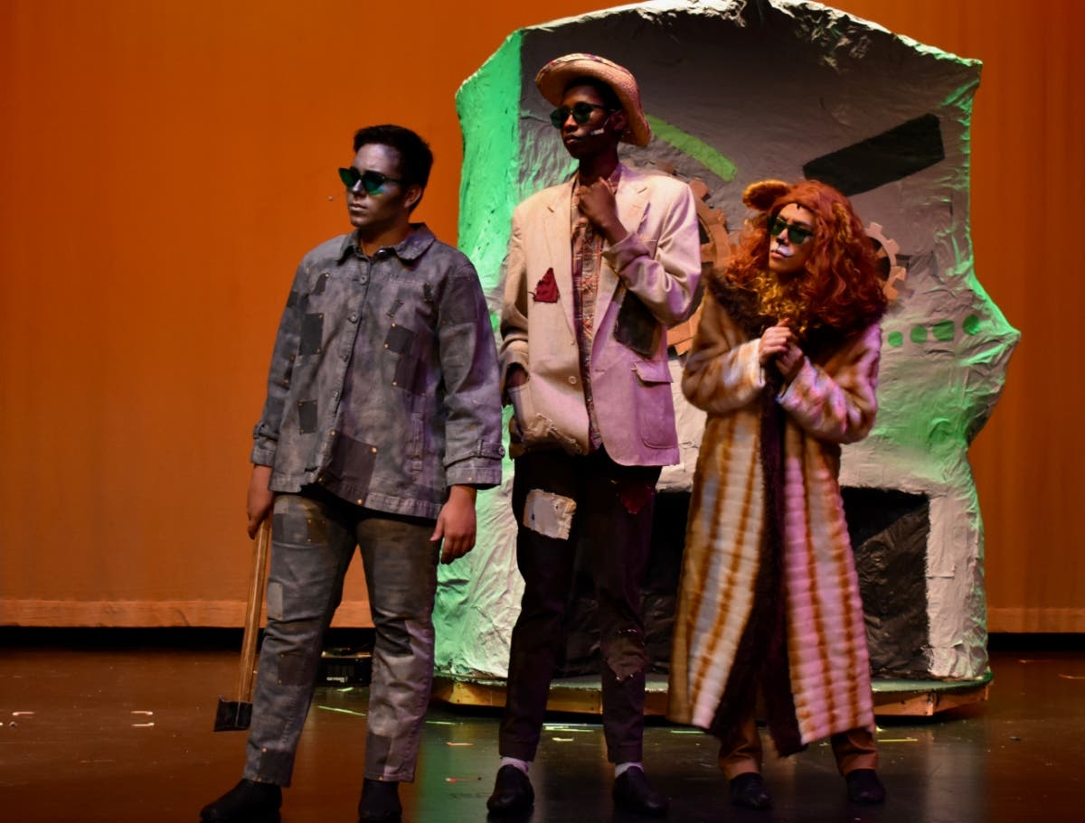Review: 'The Wiz' At Clarksburg High School | Germantown, MD