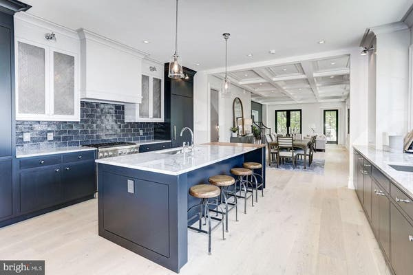 5 Dream Kitchens In Georgetown Georgetown Dc Patch