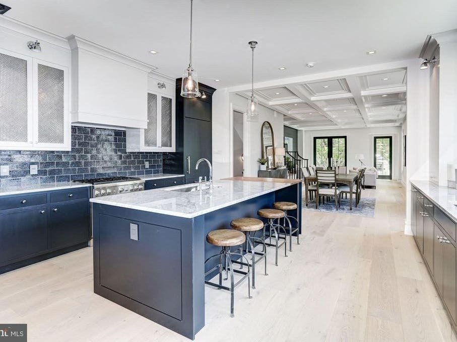 5 Dream Kitchens In Georgetown Dc Patch