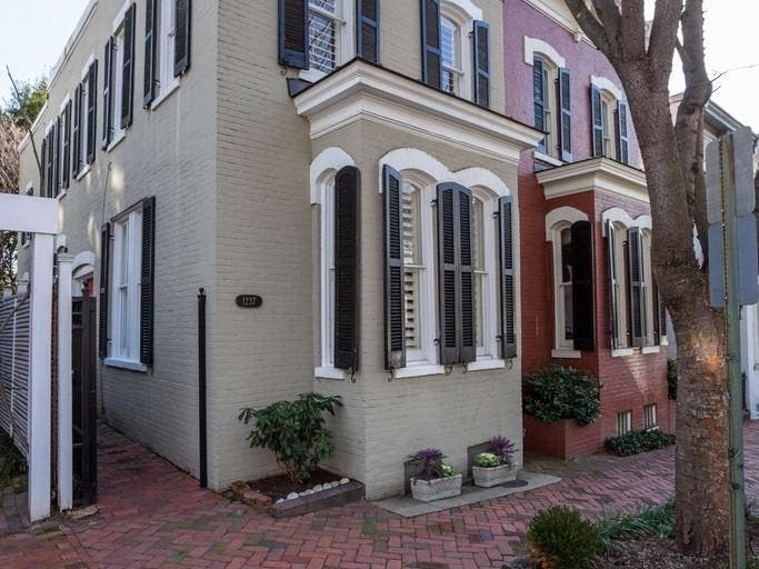 Turnkey Georgetown Home With Dream Kitchen Asks $1.59M