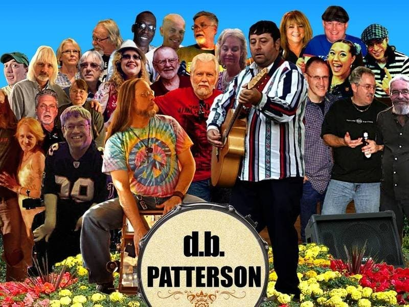 Singer/Songwriter D B  Patterson To Release 3rd Album