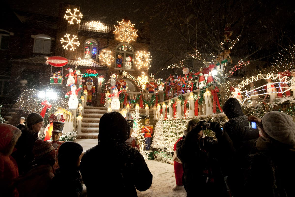 Joliet Launches First-Ever Holiday Lights Map | Joliet, IL Patch