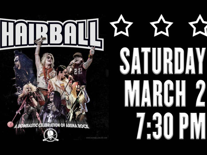 Hairball Returns To Rialto In March