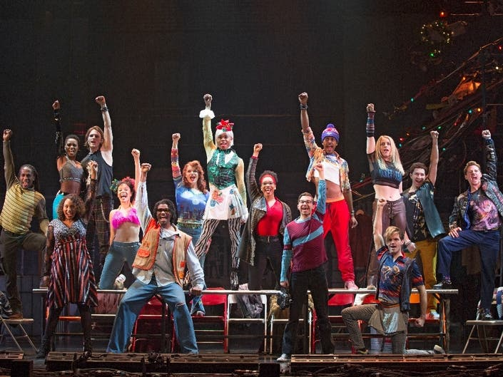 The 20th Anniversary Tour of Rent Heads To The Rialto This Fall