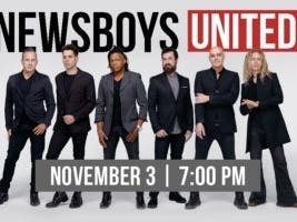Grab Your Tickets For Newsboys United At The Rialto