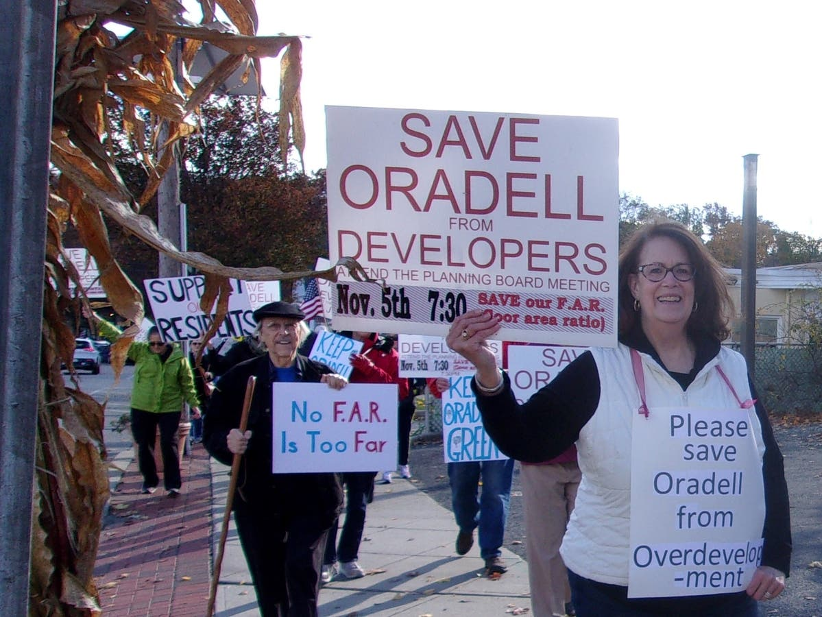 Controversial Approval of Oradell Master Plan | River Dell