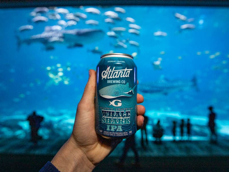 Whale Shark IPA Launch Party And Auto Shows: Atlanta This Weekend