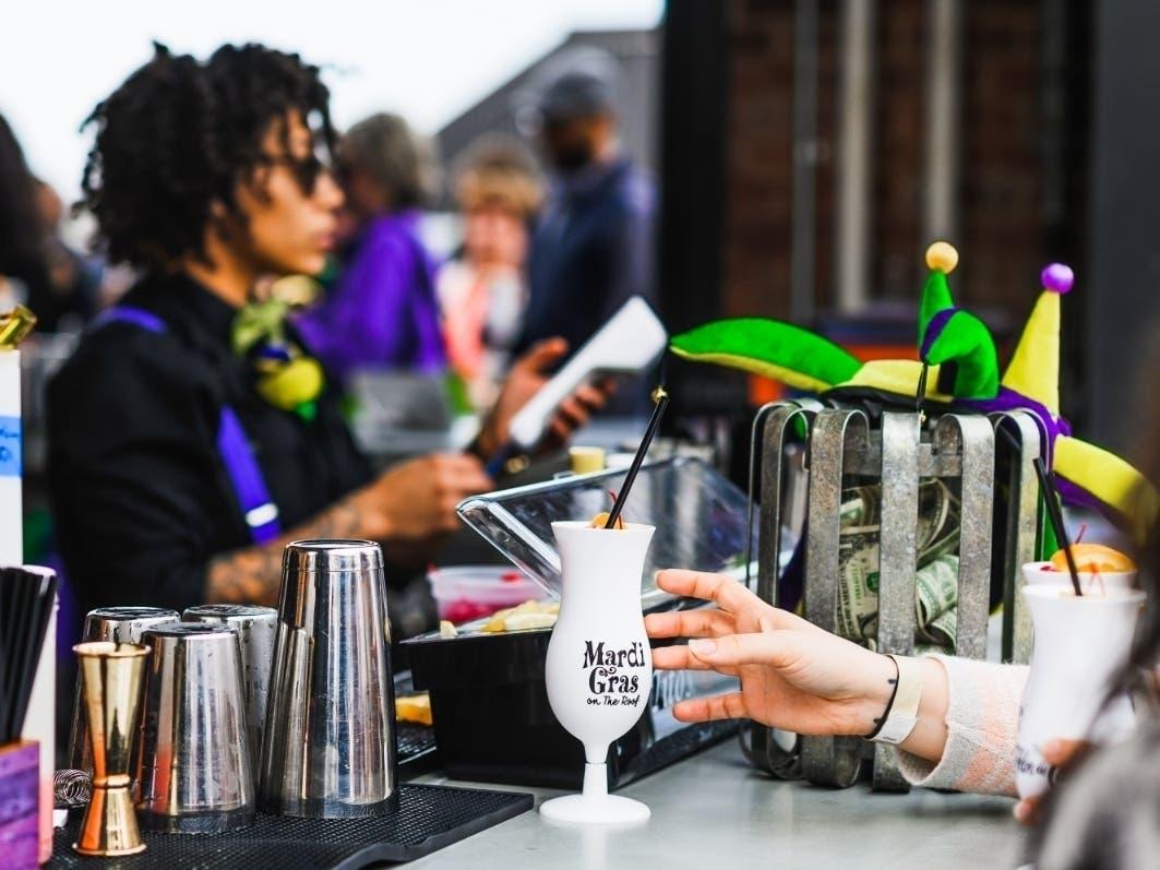 Mardi Gras And National Margarita Day: Atlanta This Weekend