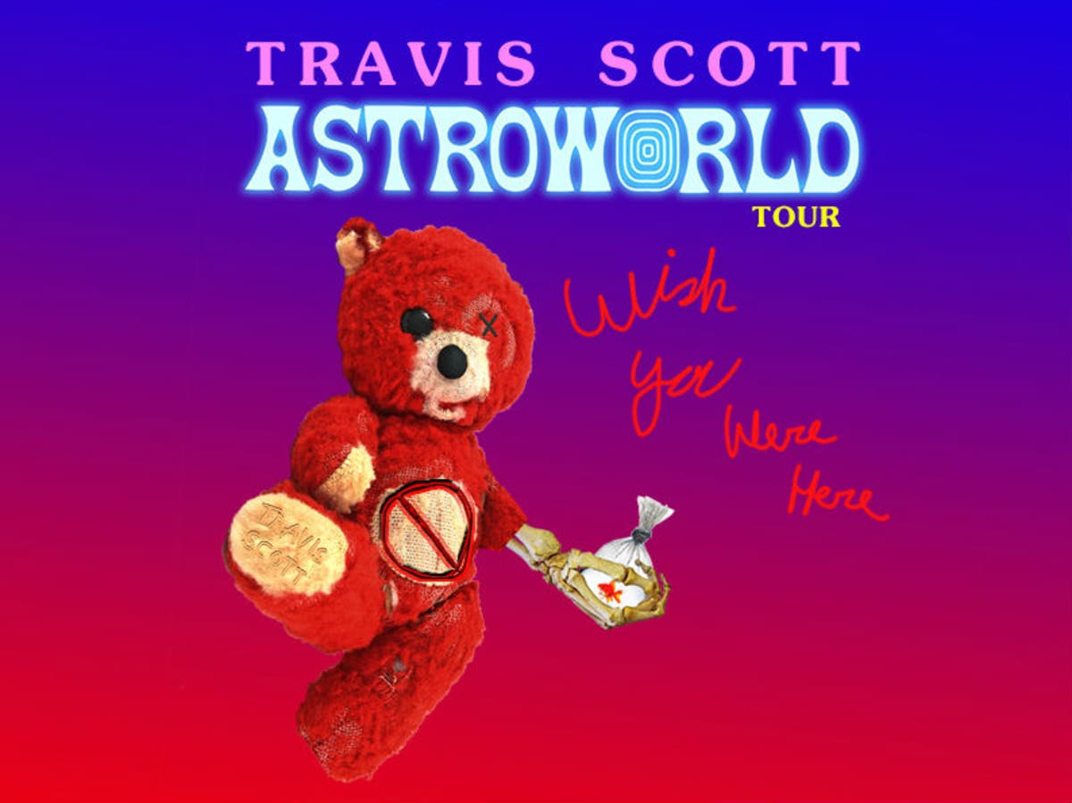 5 Reasons To Grab Tickets To Travis Scott S Astroworld Tour Across America Us Patch