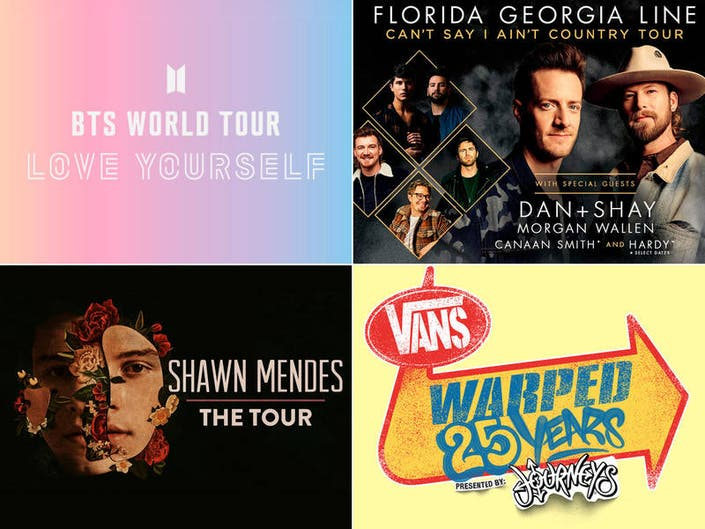 The 7 Best Concerts To Buy Tickets To This March