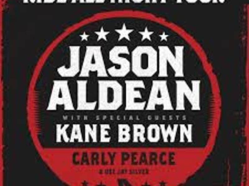 Jason Aldean at Jones Beach Theater: Tickets on Sale Now