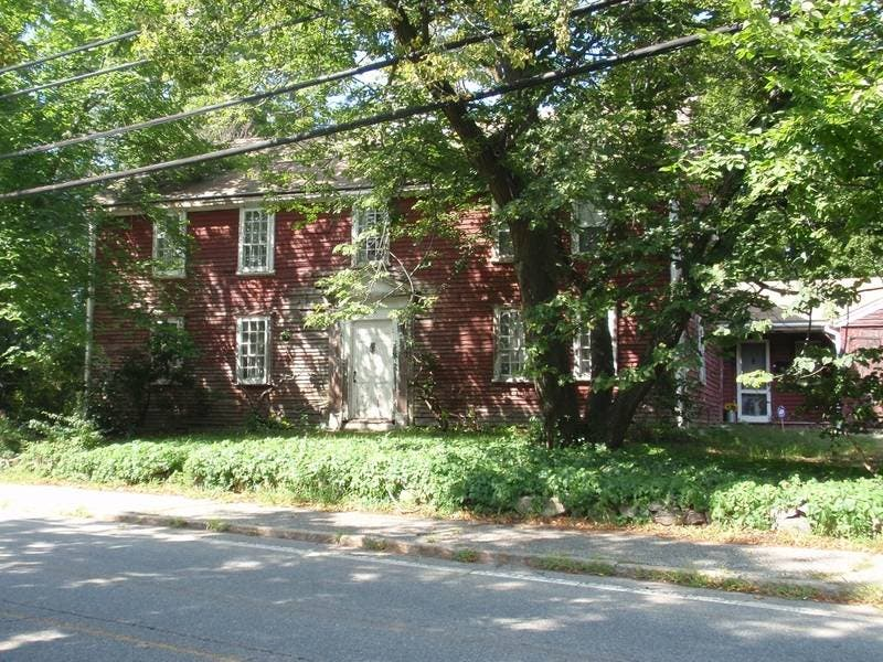 Framinghams Hemenway House Designated A Historic District