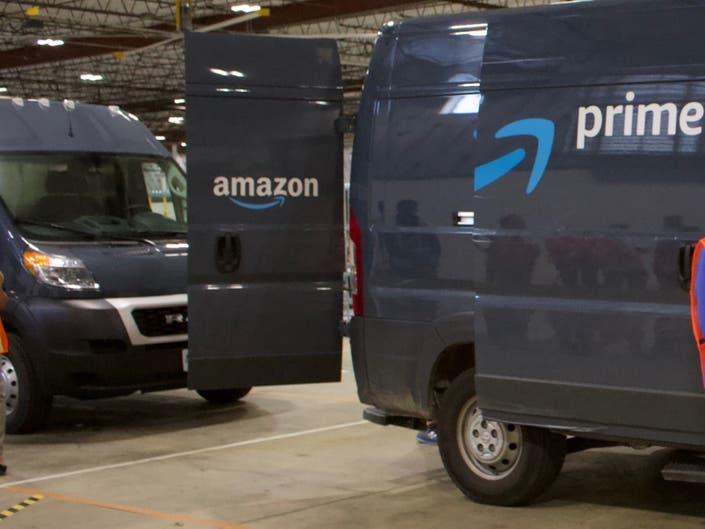 Layoffs On The Way For Milford Amazon Drivers