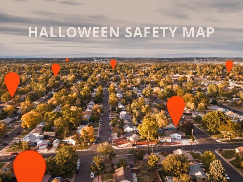 Halloween In Weston Massachusetts 2020 Weston's 2019 Halloween Sex Offender Safety Map   Weston, MA Patch