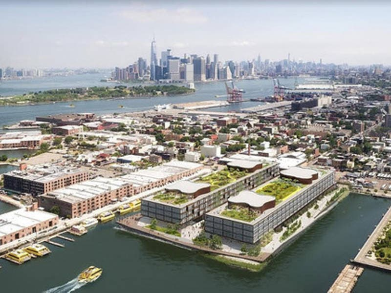 Developers Scrap Plans For Massive Red Hook Waterfront Offices
