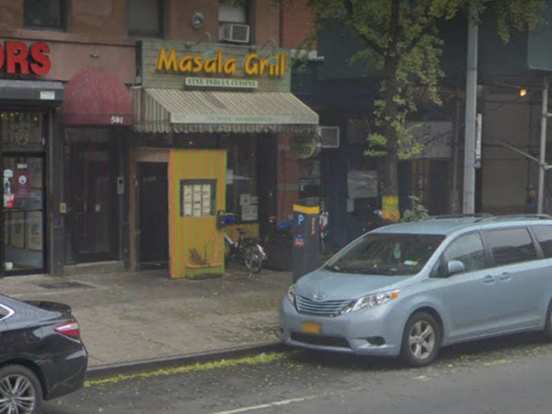 Fort Greene Indian Restaurant Shut Down For 2nd Time This Year