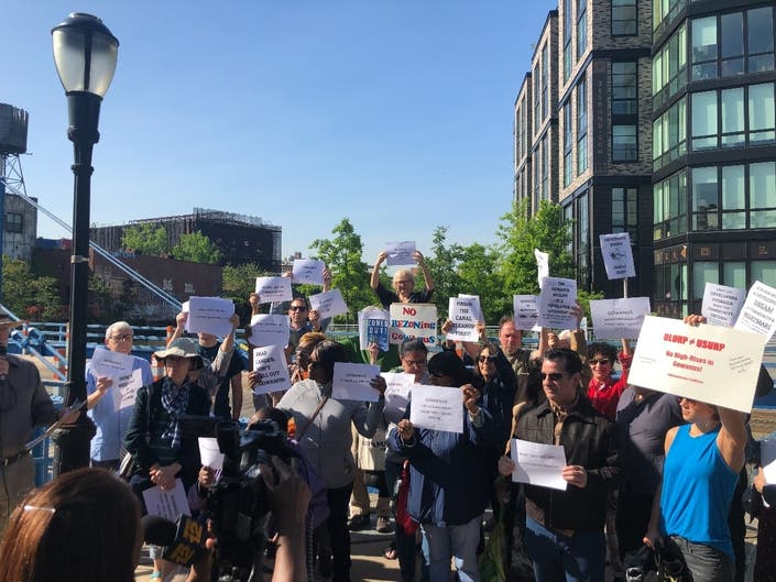 Clean It Before You Rezone It, Gowanus Activists Tell City