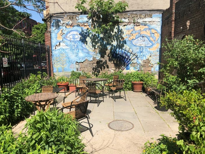 Park Slope Community Garden Needs $6K To Keep The Gate Open
