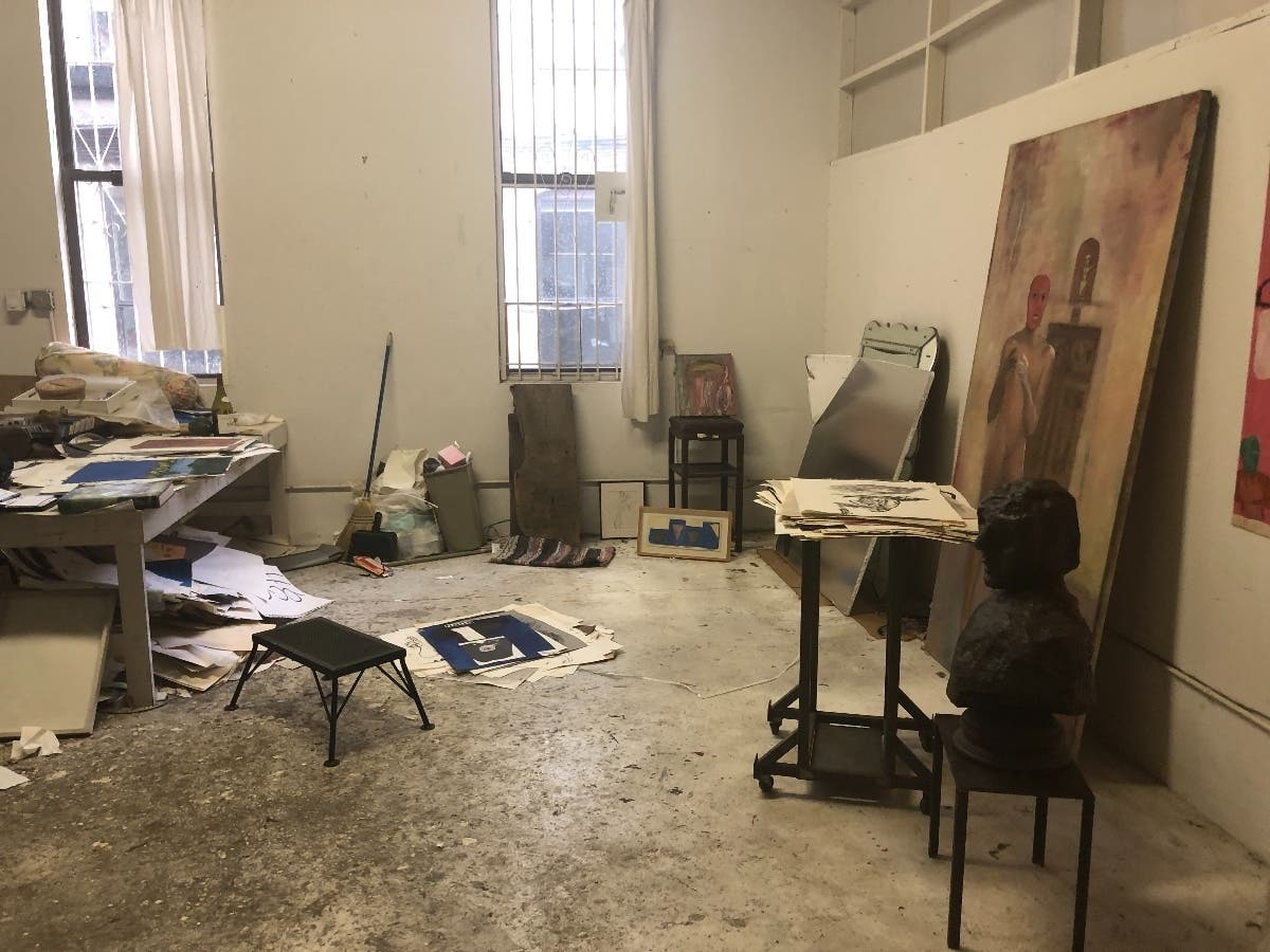 Dumbo Artist's Eviction Is 'The Story Of What Is Happening