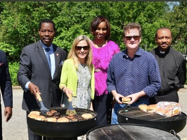 New Grill Stations Debut At Prospect Park In Time For Summer