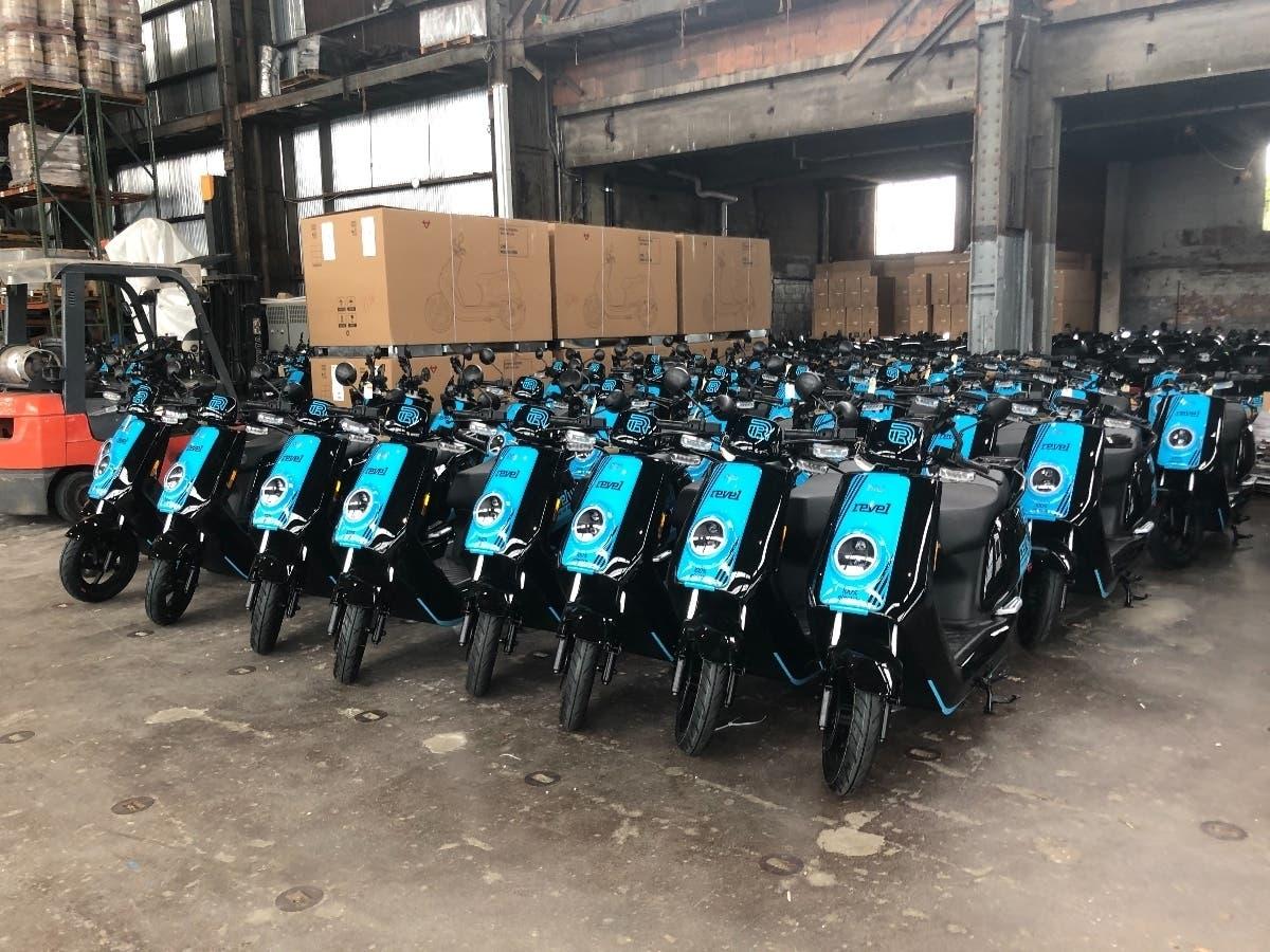 App-Based Moped Fleet Expands To 20 BK, Queens Neighborhoods