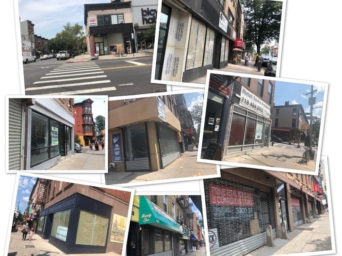 Patch Study Finds 43 Stores Empty On Park Slope Main Streets