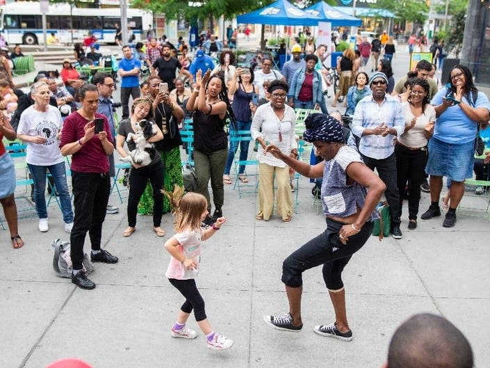 Swing Dancing, Book Fests And More: Downtown BK's Fall