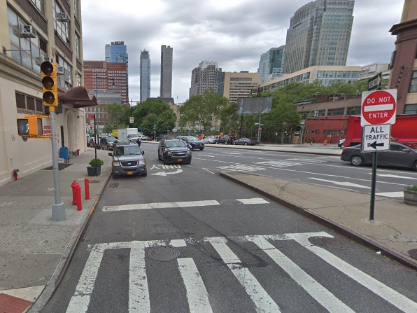 Cyclist Hit In Downtown Brooklyn Sent To Hospital: FDNY