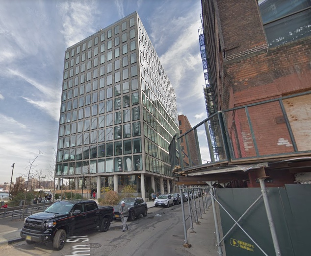 Temporary Dumbo Library Opens While BPL Builds New Branch