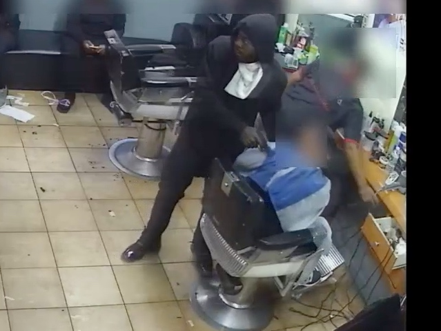 Video: Man Robbed At Gunpoint While Getting A Haircut In Brooklyn