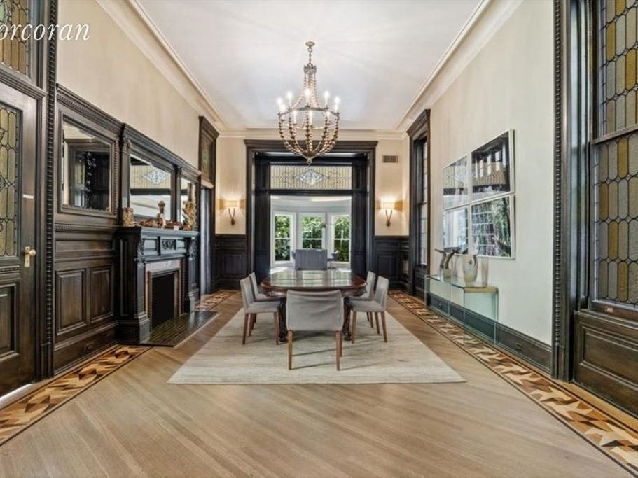 See Brooklyn S Pfizer Mansion Back On The Market For 10m Fort Greene Ny Patch