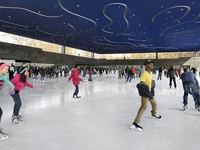 Prospect Park Ice Skating Season: Olympians Join Skate School